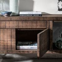 Ouseburn Wooden Sideboard with Hairpin Legs | Handmade